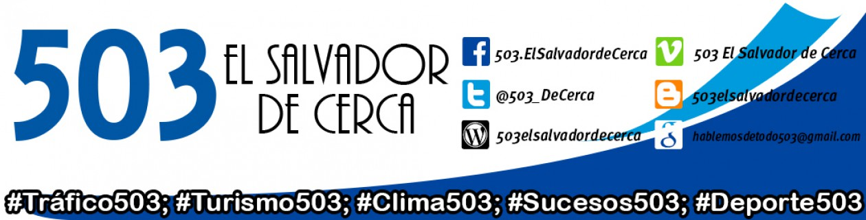 503 El Salvador De Cerca